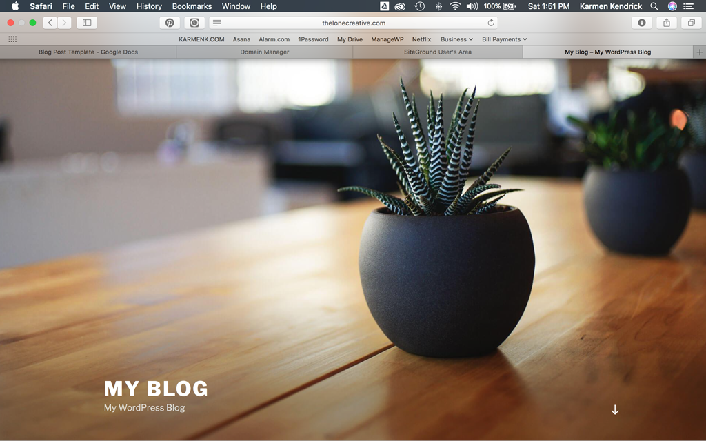 How To Get Started With Self Hosted WordPress