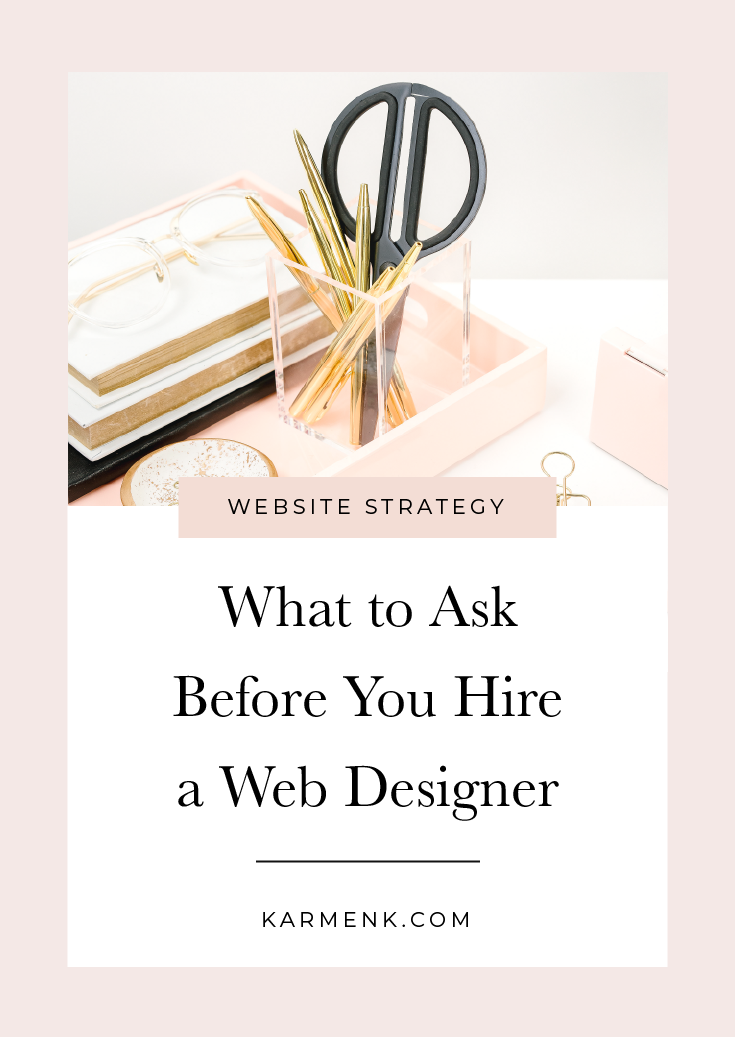 What To Ask Before You Hire A Web Designer