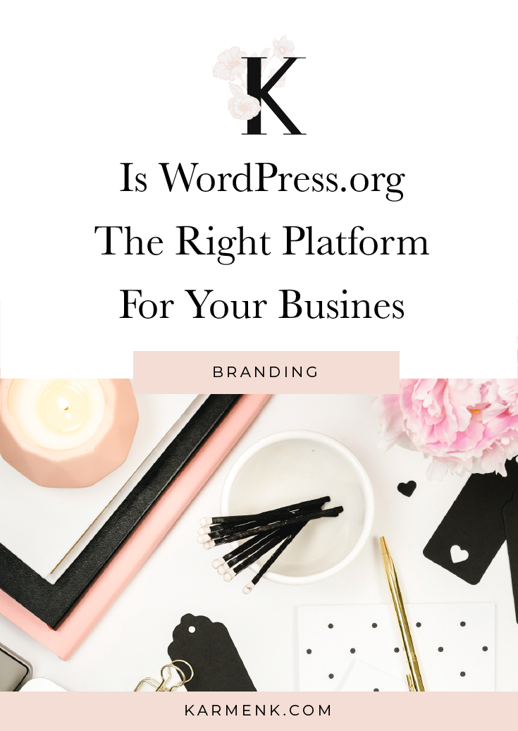 Is WordPress The Right Website Platform for Your Small Business