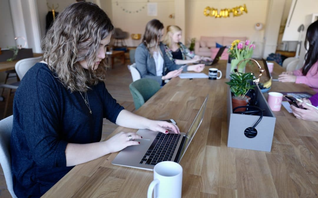 Boosting Your Blog with a Coworking Space