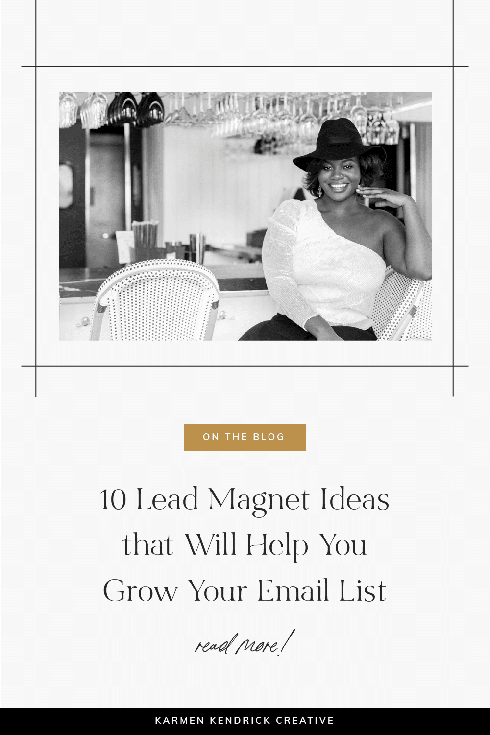 10 Lead Magnet Ideas that Will Grow Your Email List
