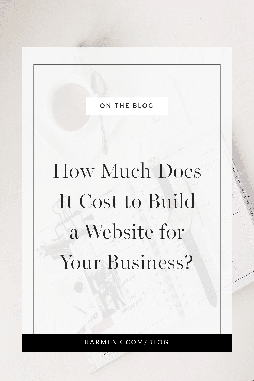 How Much Does It Cost To Build A Business Website in 2019?